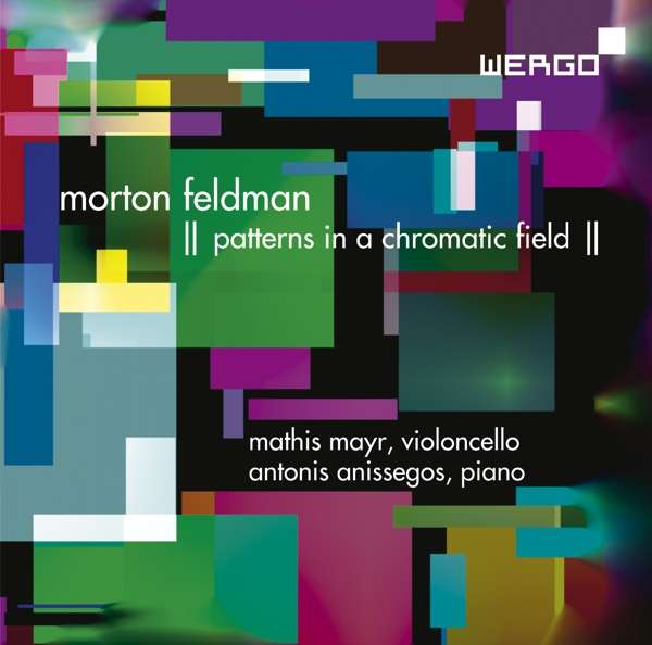 Details zu Morton Feldman: Patterns in a chromatic field: Mathis Mayr, Antonis Anissegos