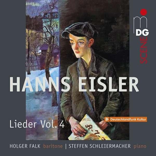 Details zu Hanns Eisler: Songs 1917-1927: Holger Falk, Steffen Schleiermacher