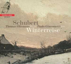 Details zu Franz Schubert: Winterreise: Thomas Oliemans, Paolo Giacometti