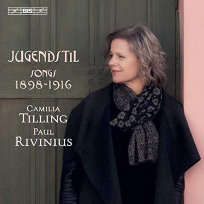 Details zu Jugendstil Songs: Camilla Tilling, Paul Rivinius