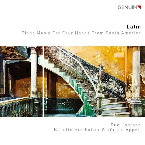 Details zu Latin - Piano Music for four hands from South America: Duo Lontano