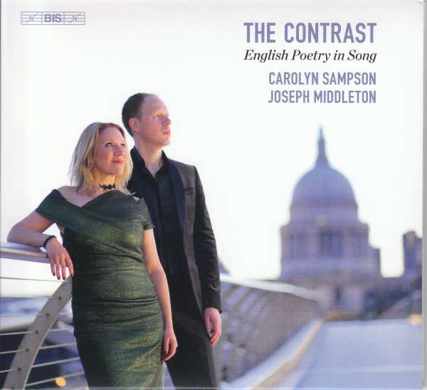 Details zu The contrast - English Poetry in Song: Carolyn Sampson, Joseph Middleton