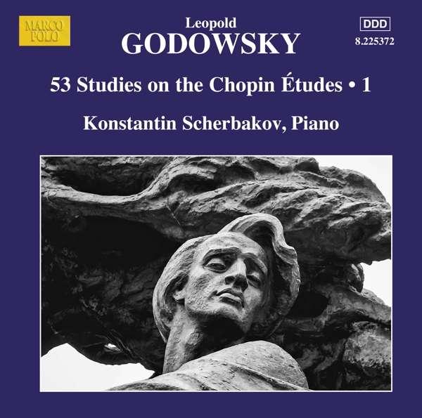 Details zu Leopold Godowsky: 53 studies on Chopin Etudes: Konstantin Scherbakov, Klavier