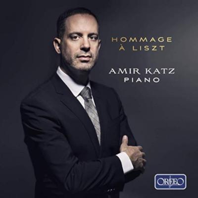 Details zu Hommage à Liszt: Amir Katz, Klavier