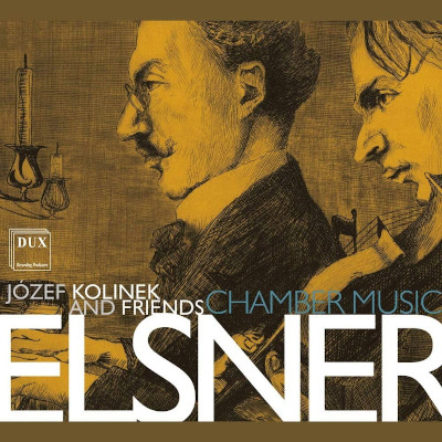 Details zu Jozef Elsner: Chamber Music: Jozef Kolinek & Friends