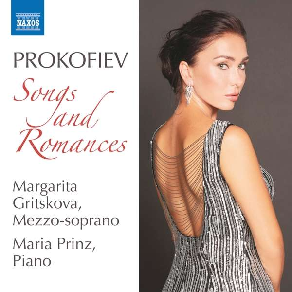 Details zu Prokofiev: Songs and Romances: Margarita Gritskova, Maria Prinz