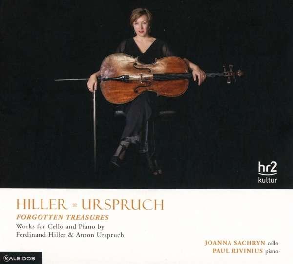 Details zu Hiller – Urspruch: Forgotten Treasures: Joanna Sachryn, Paul Rivinius
