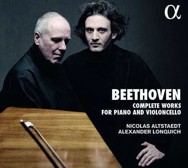 Details zu Beethoven: Complete works for fortepiano and violoncello: Nicolas Altstaedt, Alexander Lonquich