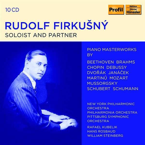 Details zu Rudolf Firkusny - Soloist and partner: Rudolf Firkusny, Klavier