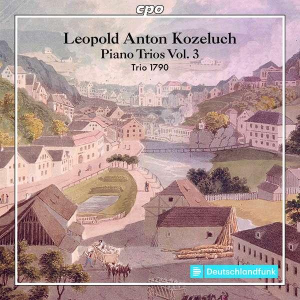Details zu Leopold Kozeluch: Piano Trios Vol.3: Trio 1790