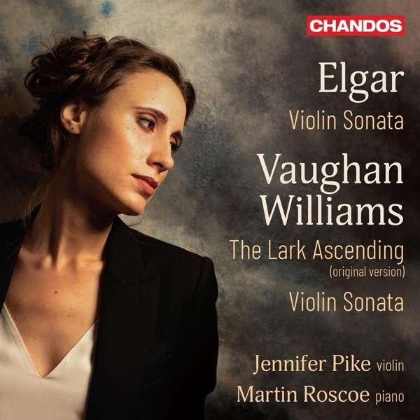 Details zu Werke von Elgar und Vaughan Williams: Jennifer Pike, Martin Roscoe