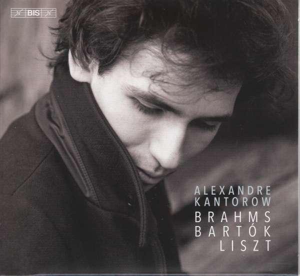 Details zu Werke von Brahms, Bartok, Liszt: Alexandre Kantorow, Klavier