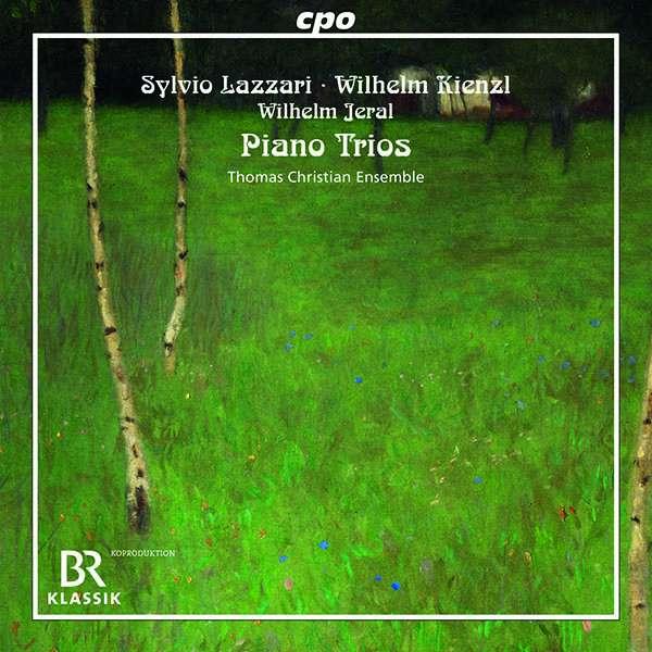 Details zu Piano Trios by Lazzari & Kienzl: Thomas Christian Ensemble
