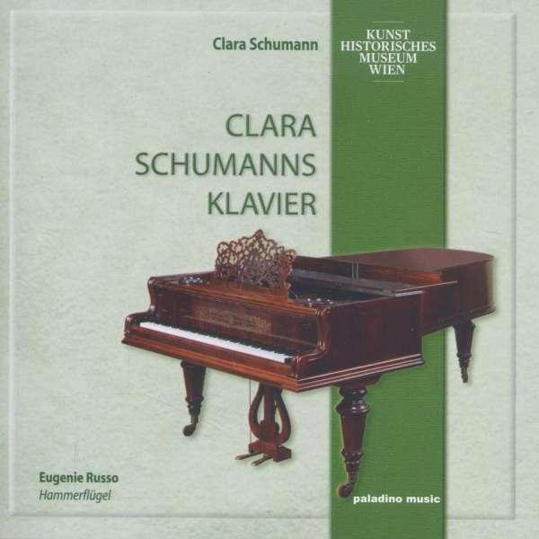 Details zu Clara Schumanns Klavier: Eugenie Russo, Hammerflügel