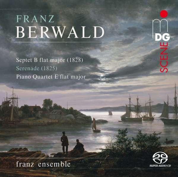 Details zu Franz Berwald: Septet, Serenade Piano Quartet: Franz Ensemble