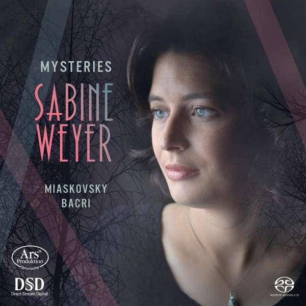 Details zu Mysteries: Sabine Weyer, Klavier
