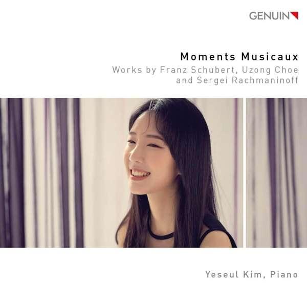 Details zu Moments Musicaux: Yeseul Kim, Klavier