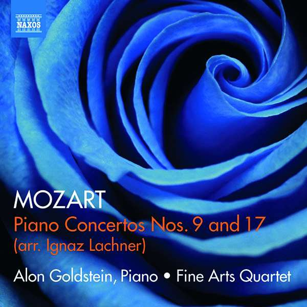 Details zu Mozart: Piano Concertos No. 9 & 17: Alon Goldstein, Fine Arts Quartet