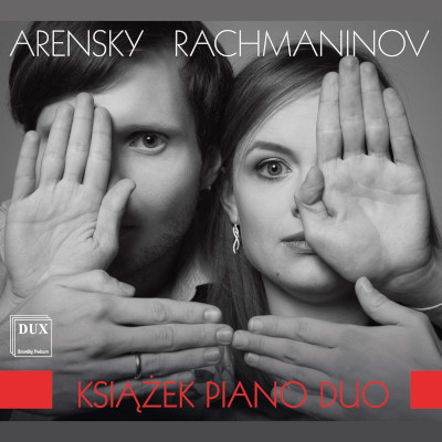 Details zu Werke von Arensky & Rachmaninov: Ksiazek Piano Duo