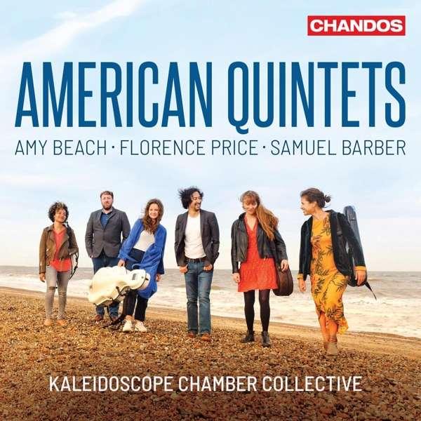 Details zu American Quintets: Kaleidoscope Chamber Collective