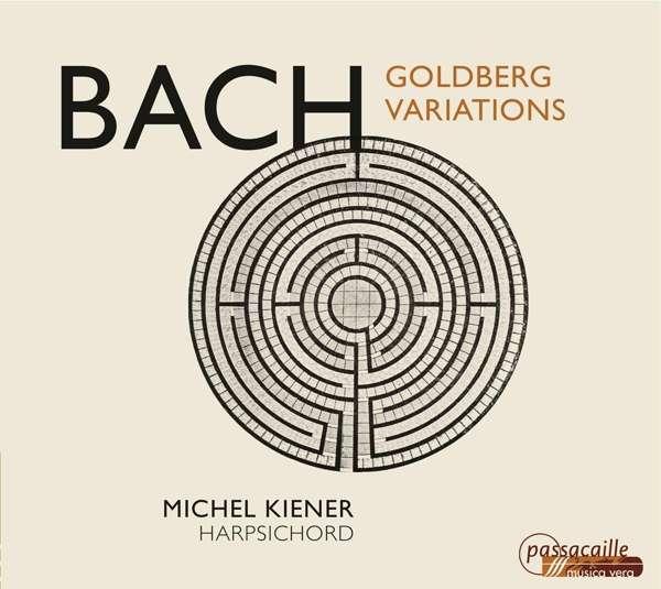 Details zu J.S.Bach: Goldberg-Variationen: Michel Kiener, Cembalo