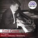 Emil Gilels in Prag 1973