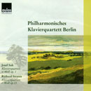 Suk, Josef: Philharmonisches Klavierquartett Berlin