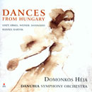 Domonkos Héja: Dances From Hungary