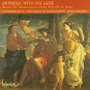 Catherine Bott - Orpheus with his Lute