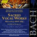 Bach, Johann Sebastian: Sacred vocal works