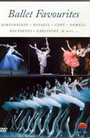 Ballet Favourites: Baryshnikov · Bussell · Cope · Dowell · Kolpakova · Zaklinsky & more ...