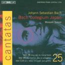 Bach, Johann Sebastian: Cantatas Vol. 25