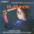 Glasunow, Alexander: Symphonies No.5 & No.7
