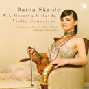 Skride, Baiba: Violin Concertos