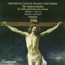 Biber, Heinrich Ignaz Franz von: The Mystery Sonatas for Violin & Continuo Vol. I