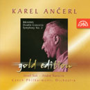 Ančerl, Karel: Gold Edition, Nr. 31: Johannes Brahms