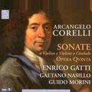 Details zu Corelli, Arcangelo: Sonate a Violino e Violone o Cimbalo