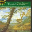Konzerte für Viola d'amore RV 392-397