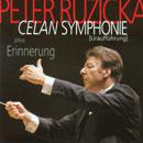 Ruzicka, Peter: Celan Symphonie