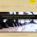 Bach, Johann Sebastian: Transcriptions & Variations by Busoni, Liszt, Reger, Kempf