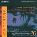 Bach, Johann Sebastian: Cantatas Vol.26