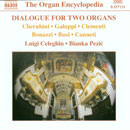 The Organ Encyclopedia: Dialogue for two organs