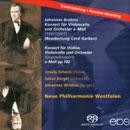 Details zu Brahms, Johannes: Konzert für Violine & Orchester
