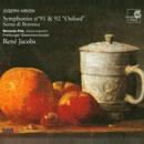 "Details zu Haydn, Joseph: Symphonies no. 91 & 92 ""Oxford"""
