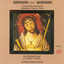 annum per annum: Norddeutsche Orgelmusik