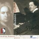 Busoni, Ferruccio: Piano Works
