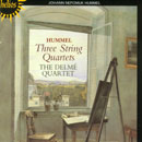Hummel, Johann Nepomuk: Three String Quartets