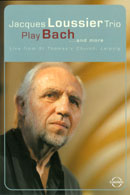 Jacques Loussier Trio: play Bach ... and more