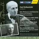"""Reznicek, Emil Nikolaus von: Theme & Variations """"Tragische Geschichte"""""""