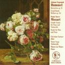 Hummel/F.X. Mozart: Klaviertrio op.78/Rondo Op.126/Grande Sonate/Rondo